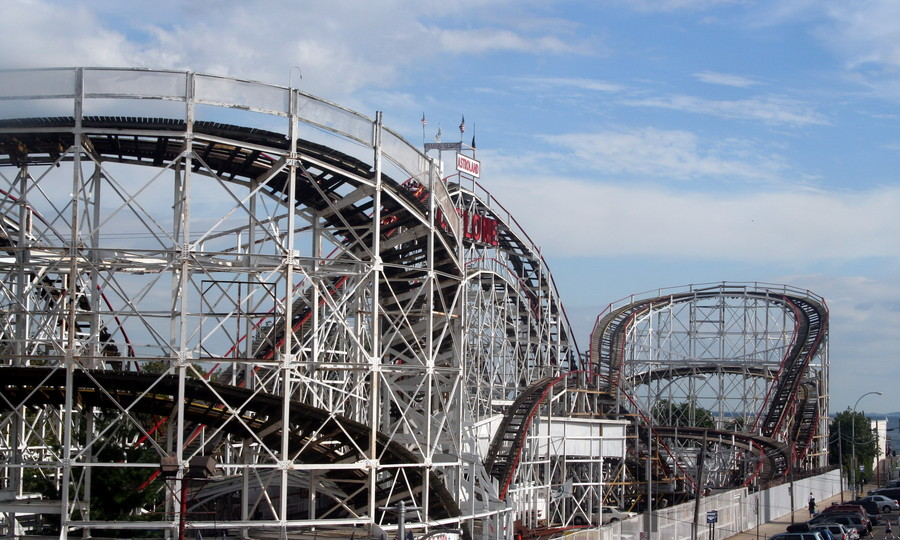 Coney Island Amusement Park Proposed By The City