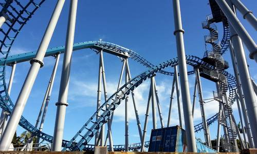 Sea World's Storm Coaster operates safely, exactly as designed