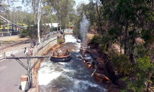 Incident at Dreamworld, four killed on Thunder River Rapids
