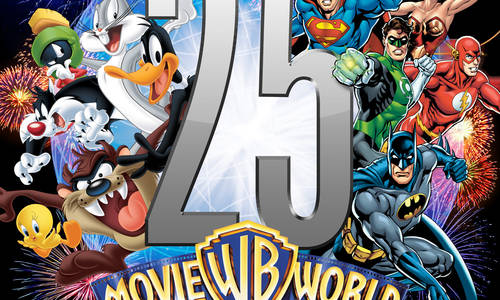 Warner Bros. Movie World celebrates 25 years of Movie Magic