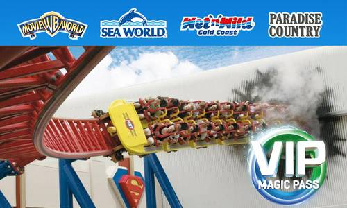 Groupon deal: grab your 2016-17 Movie World, Sea World and Wet'n'Wild Pass for $89.99